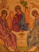 The Hospitality of Abraham (Rublev's Trinity)