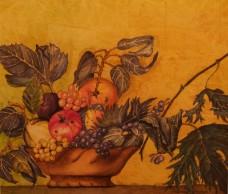 Caravaggio's Breakfast